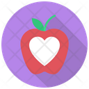 Eating Healthy Vegetable Icon