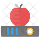 Healthy Education Concept Icon