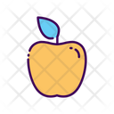 Healthy Food Apple Healthy Fruit Icon
