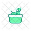 Healthy Food Fruit Bowl Bowl Icon