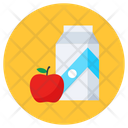 Healthy Diet Healthy Meal Healthy Food Icon