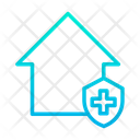Home Healthy Family House Icon