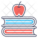 Healthy Education Fruitful Education Study Icon