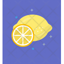 Healthy Lemon Lime Fruit Icon