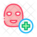 Healthy Mask Icon