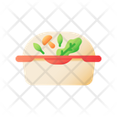 Healthy Meal Takeout Food Takeaway Icon