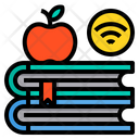 Learning Book Apple Icon