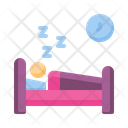 Healthy Sleep Sleeping Time Sleep Icon