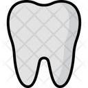 Healthy Teeth Dental Care Cartoon Teeth Icon