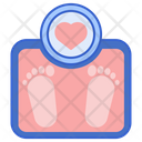 Healthy Weight Weight Scale Sacle Icon
