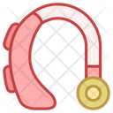 Hearing Aid Equipment Icon