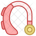 Hearing Aid Machine Icon