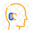 Human Ear Hearing Icon