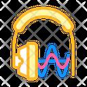 Hearing Testing Equipment Icon