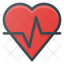Heart Rate Report Icon