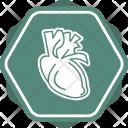 Heart Madical Health Icon