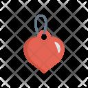 Heart Romance Favorite Icon