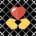 Heart Romantic Favorite Icon
