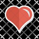 Heart Favorite Romance Icon
