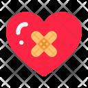 Bandage Couple Date Icon