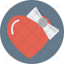 Heart Gift Love Icon