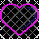 Heart Romantic Romance Icon