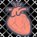 Heart Orgon Vital Icon