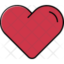 Heart Love Life Icon