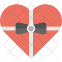 Heart Romantic Gift Icon
