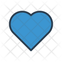 Heart Life Love Icon