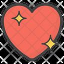 Heart Cardio Love Symbol Icon