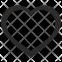 Cardio Heart Sport Icon