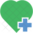 Heart Human Shape Icon