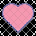 Heart Health Medicine Icon