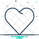 Heart Love Affection Icon