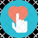Heart Love Gift Icon