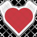 Heart Loving Greetings Icon