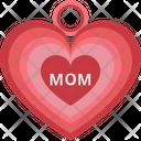 Heart Gift Balloon Icon