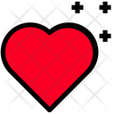 Love Heart Valentine Icon