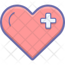 Heart Healthcare Cardiology Icon