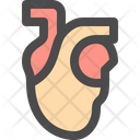 Medical Human Organ Icon