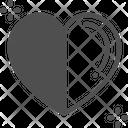 Heart Romance Love Icon