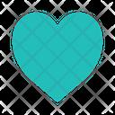 Symbol Like Heart Icon
