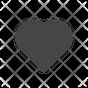 Heart Follow Favorite Icon