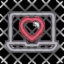 Heart Life Favorite Icon