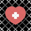 Heart Treatment Medical Icon