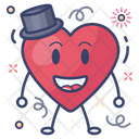 Heart Cardio Body Anatomy Icon