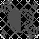 M Heart Icon