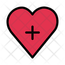 Heart Life Medical Icon