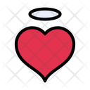 Heart Blessed Love Icon